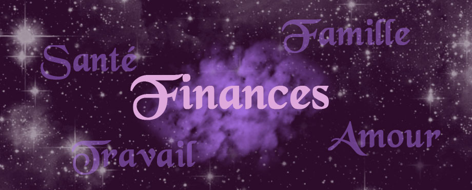 Voyance Medium Marie-Madeleine - Finances
